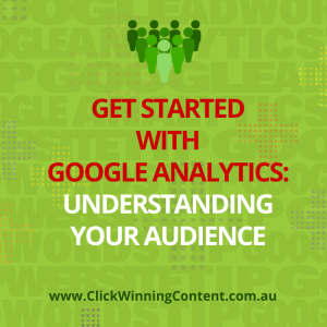Get started Audience