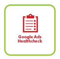 Google Ads Healthcheck services
